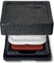 Zwarte Thermo Future Box Menu-speciaal maaltijdbox (compleet)