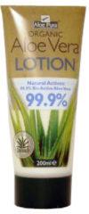 Optima Aloe pura organic aloe vera lotion 200 Milliliter