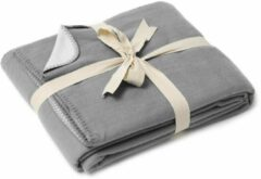 Grijze Yoga deken harmony grey Plaid YOGISTAR
