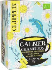Clipper Calmer camelion bio 20 Stuks