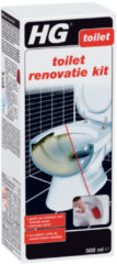 HG Toilet renovatie reiniging kit 500 Milliliter