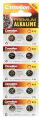 Knoopcel batterij 1.5V Camelion Lr921/Ag6 (10 St./Bl)