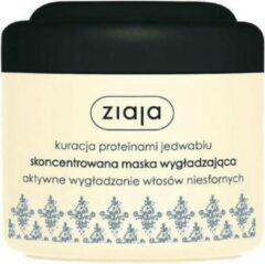 Ziaja Behandeling met Silk Protein geconcentreerd gladmakend masker voor weerbarstig haar 200ml