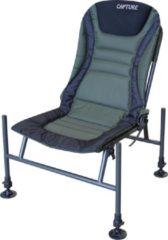 """Donkergroene Capture Outdoor, """"Master X-25"""" Pro Feeder Seat, D25, voor de feedervisser, comfortabel, schouderbanden, …"""