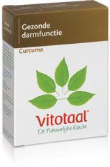 Vitotaal� Curcuma - 45 Capsules - Voedingssupplementen