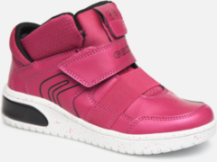 Roze Sneakers J Xled Girl J848DA by Geox