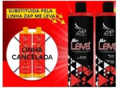 ZAP Cosmetic Zap Me Leva Keratine Behandeling Keratin Treatment 2x1000ml Kit