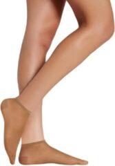 Bronze Panty onzichtbare kousjes 2 stuks Ysabel Mora | Naturel Beige | 10 DEN