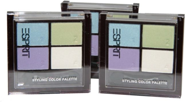 Afbeelding van Esprit styling color palette eyeshadow - 904 Over the rainbow
