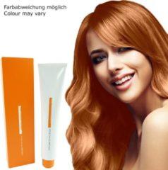 Goudkleurige Z.ONE Color The New Attitude Hair Color - 100ml - permanente kleuring crème - Golden Tobacco