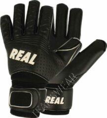 Real Panther Keepershandschoenen Kinderen - Zwart | Maat: 6,5