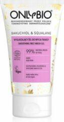 OnlyBio Bakuchiol & Squalane gladmakende gezichtswasgel 150ml