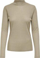 Only DIANA LUREX L/S Dames T-shirt Maat EU38