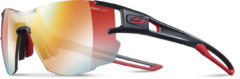 Rode Julbo Aerolite Zebra Light Fire Sportbril Medium - Zwart / Rood