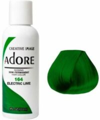 Adore Shining Semi Permanent Hair Color Electric Lime-164