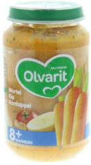 Olvarit Wortel Kip Aardappel 8+ Maanden (1 potje van 200g)