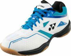 Yonex badmintonschoenen Power Cushion 36 heren wit/blauw mt 39