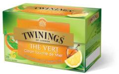 Twinings Groene Thee Citroen Vleugje Honing
