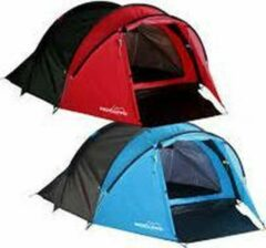 Redcliffs Redcliff Dome Tent /2 - Rood/ Blauw - 2 Persoons