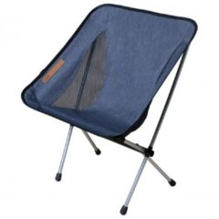 Nigor Campingstoel Morningbird 66 Cm Aluminium/polyester Jeansblauw