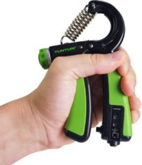 Groene Tunturi Verstelbare handtrainer - Handgrips met teller