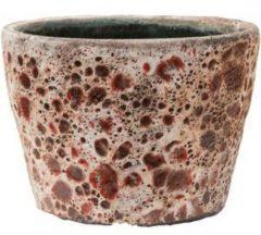 Baq Design Lava Relic Pink Planter bloempot binnen 19x19x13 cm