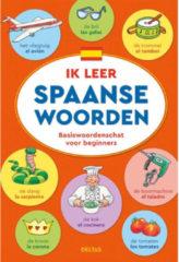 Deltas Ik Leer Spaanse Woorden - Basiswoordenboek
