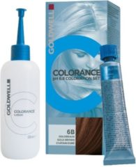 Goldwell - Colorance - pH 6.8 Coloration Set - 5B Brasil