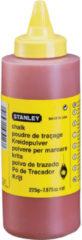 Defi STANLEY Slaglijnpoeder - Rood - 225 gr