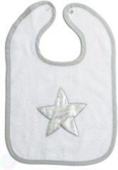 Licht-grijze Isi Mini - Slab met zilveren ster
