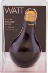 Cofinluxe Watt Watt black pour homme edt 200 ml spray