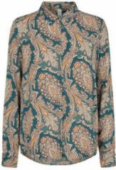 Soyaconcept blouse SC-LUCINDA 2 met all over print grijs