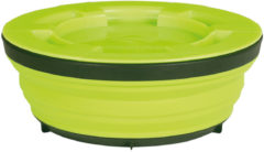 Sea to Summit X-Seal & Go Campingservies inklapbaar - Schaal - Large - Lime