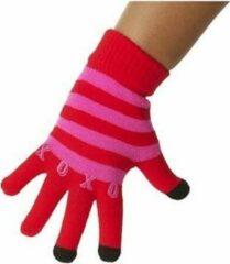 Merkloos / Sans marque ITouch Handschoenen XOXO