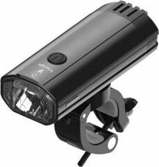 Zwarte 1200 Lumen Pro Sport Lights - LED Voorlicht - USB Oplaadbaar - Fietsverlichting