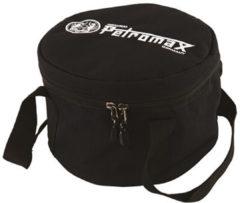 Zwarte Petromax tas voor vuurpot Opbergtas voor model ft 6 & ft 9