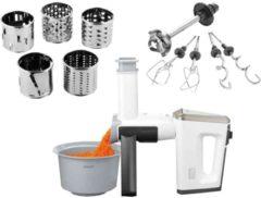 Krups Handmixer Set GN9071 3 Mix 9000 Set, 500 Watt