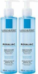 La Roche-Posay Rosaliac Micellaire reinigingsgel - 2x200ml - Kamleert