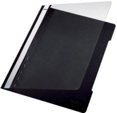 Leitz Standard Plastic File Black A4 PVC (41910095)