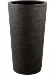 Luca Lifestyle Struttura Vase S 47x90 cm bloempot donkerbruin