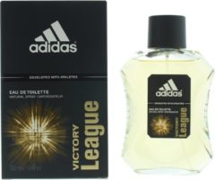 Adidas Uefa Champions League Victory Edition For Men Eau De Toilette