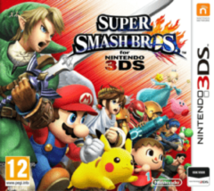 Nintendo Super Smash Bros. 3DS (2227348)