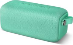 Groene Fresh n Rebel Fresh 'n Rebel Rockbox BOLD M - Draadloze Bluetooth speaker - Misty Mint / Peppermint