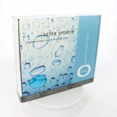 Blauwe Inatura - Oase Oase After Sports - kersenpitkussen met individuele aromatherapie - inatura