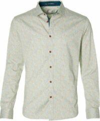 Witte No excess Heren Overhemd Maat XL