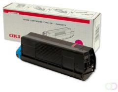 OKI 43034806 laser toner & cartridge