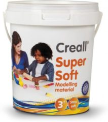 Creall Supersoft Klei 5 kleuren assortiment 450 gram