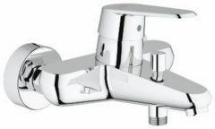 Grohe Eurodisc Cosmopolitan badkraan met omstel en koppelingen 46mm chroom 33390002