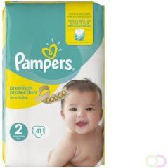 Pampers Luiers New Baby Mini Maat-2 Midpac Voordeelverpakking 82-Luiers
