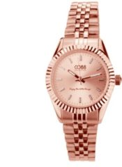 CO88 Collection Watches 8CW 10084 Horloge - Stalen Band - Ø31 mm - Rosékleurig